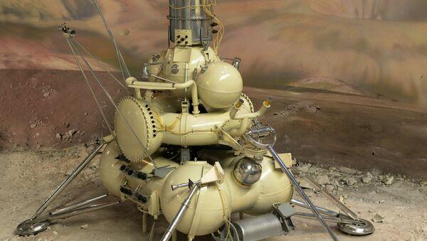 Luna-16, 1970 USSR unmanned moon probe - Sputnik International