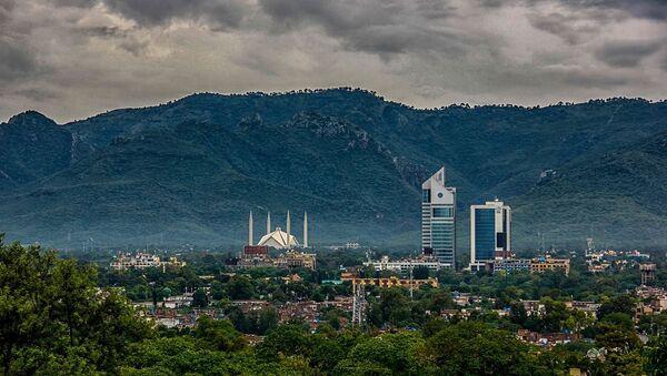 Islamabad top view - Sputnik International