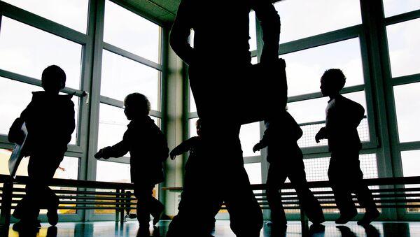 Kindergarten in Germany (File photo) - Sputnik International