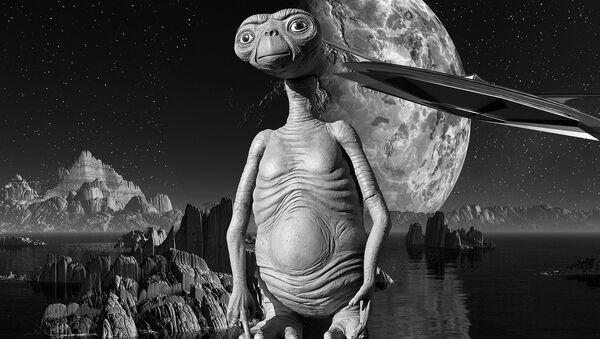 Extraterrestrial - Sputnik International