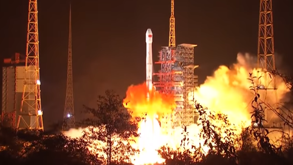 Chang'e-4 Launch - Sputnik International