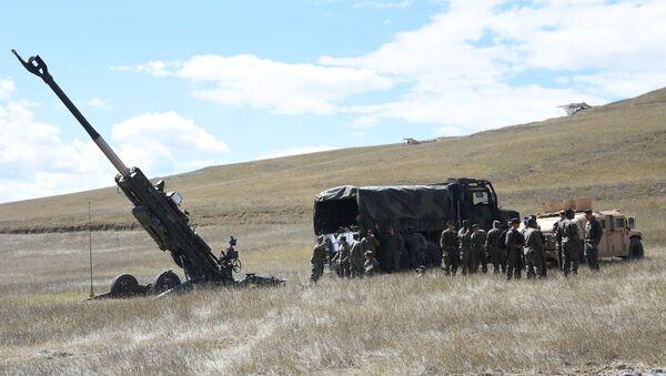 NATO Drills Agile Spirit in Georgia - Sputnik International