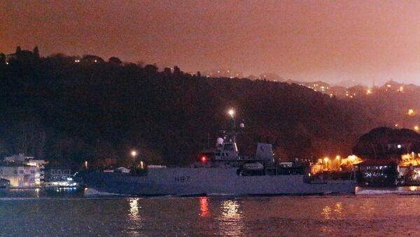 HMS Echo - Sputnik International