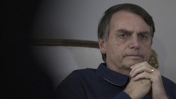 Jair Bolsonaro - Sputnik International
