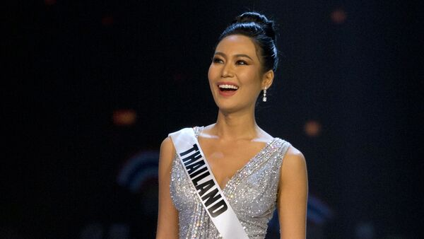 Miss Thailand Sophida Kanchanarin participates in the swimsuit and evening gown stage of the 67th Miss Universe competition in Bangkok, Thailand, Thursday, Dec. 13, 2018 - Sputnik International