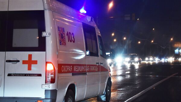 Ambulance - Sputnik International