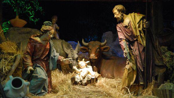 Nativity set - Sputnik International
