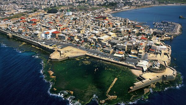 Acre ( Acco) is a city in the Western Galilee region of northern Israel at the northern extremity of Haifa Bay - Sputnik International
