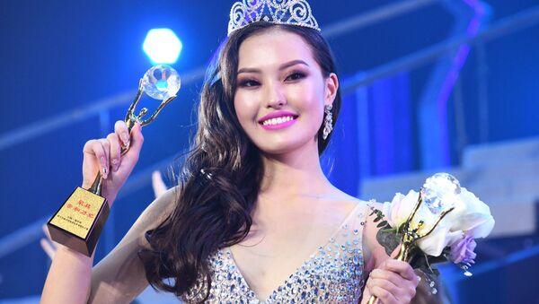 Eastern Allure: Stunning Participants of Oriental International Beauty Pageant - Sputnik International