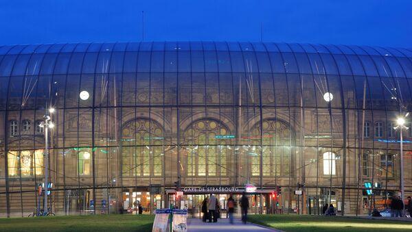 Gare de Strasbourg - Sputnik International