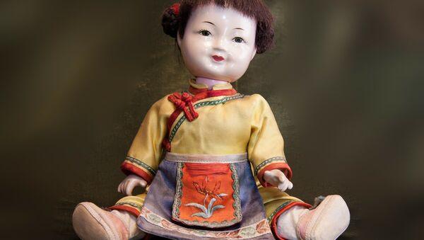 Japanese doll - Sputnik International