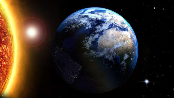 Earth, Sun - Sputnik International