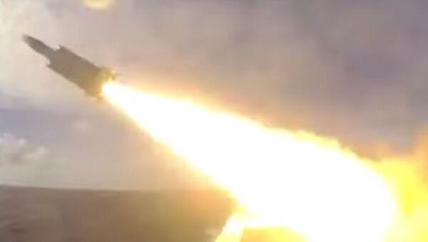 Taiwan's Hsiung Feng-3 Missile - Sputnik International