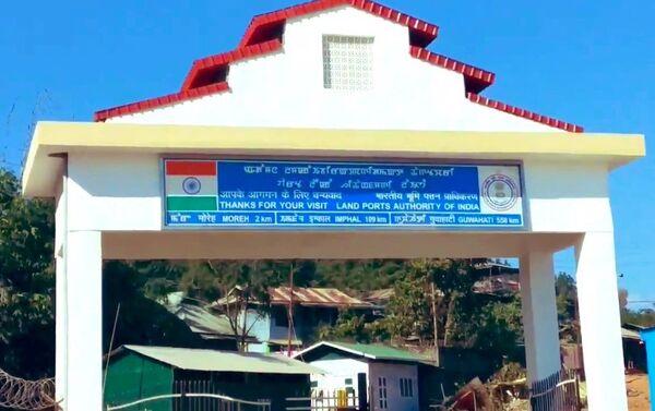 India Opens Gate to Bring ASEAN Closer Through Myanmar - Sputnik International
