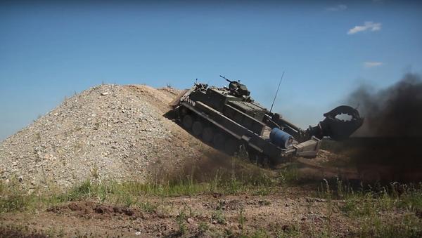 Universal Armoured Engineering Machine - Sputnik International