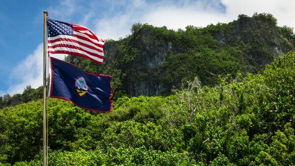 Ritidian Point, Guam National Wildlife Refuge - Sputnik International