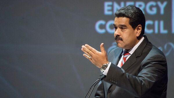 Nicolás Maduro - Sputnik International