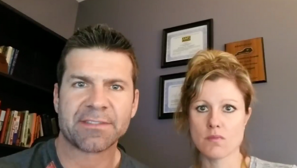 Jeremy Kappell, the chief meteorologist for New York news station WHEC, is fired from his job after using a racial slur during a live broadcast. Kappell has explained that incident was a slip of the tongue. - Sputnik International