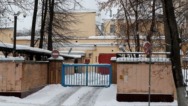 A general view shows the pre-trial detention centre Lefortovo, where former U.S. Marine Paul Whelan is reportedly held in custody in Moscow, Russia January 3, 2019 - Sputnik International