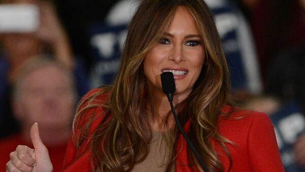 First Lady Melania Trump - Sputnik International