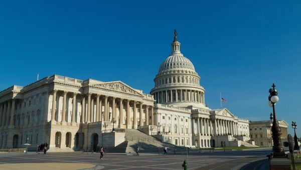 The United States Capitol - Sputnik International