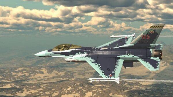 F-16s  - Sputnik International