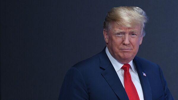 US President Donald Trump - Sputnik International