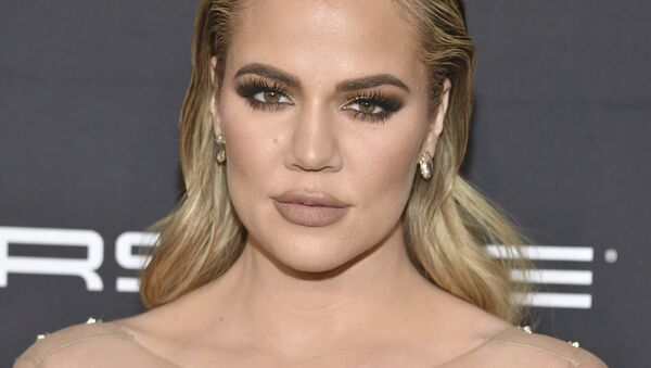 Khloe Kardashian attends the Angel Ball benefitting Gabrielle's Angel Foundation for Cancer Research at Cipriani Wall Street on Monday, Nov. 21, 2016, in New York. - Sputnik International