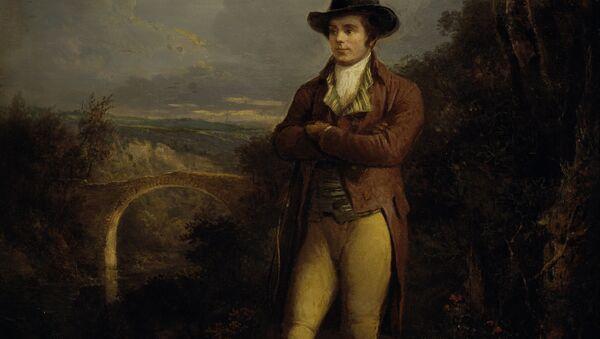 Alexander Nasmyth - Robert Burns, 1759 - 1796 - Sputnik International