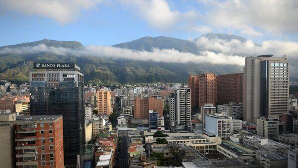 Caracas, Venezuelan capital - Sputnik International