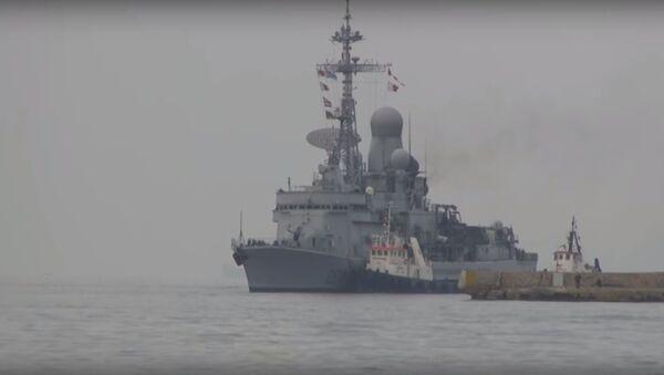Cassard-class destroyer of the French Navy - Sputnik International