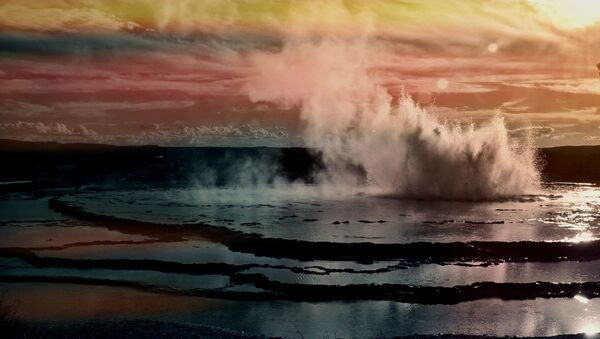 Yellowstone  - Sputnik International