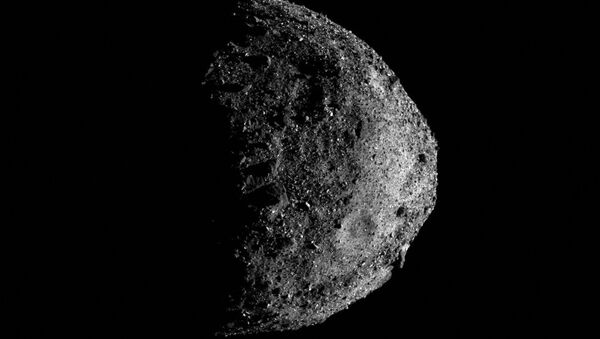 Bennu asteroid - Sputnik International