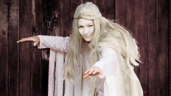 White witch - Sputnik International
