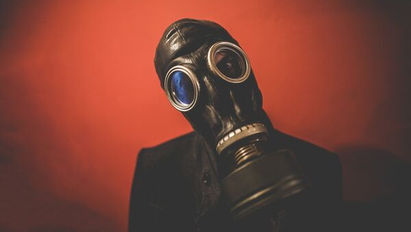 Gas mask - Sputnik International
