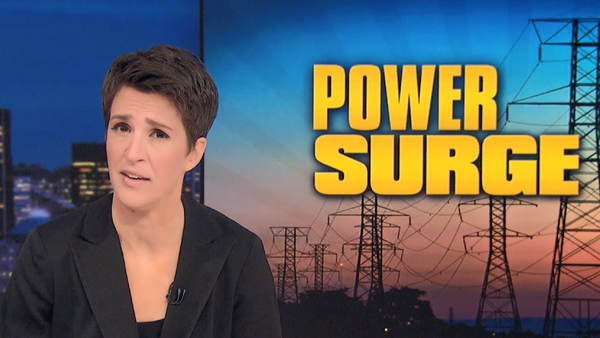 MSNBC's Rachel Maddow warns DNI report highlights Russia's and China's ability to shut down US power grid during extreme winter weather - Sputnik International