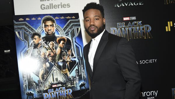 Ryan Coogler Attends a Special Screening of Black Panther in New York - Sputnik International
