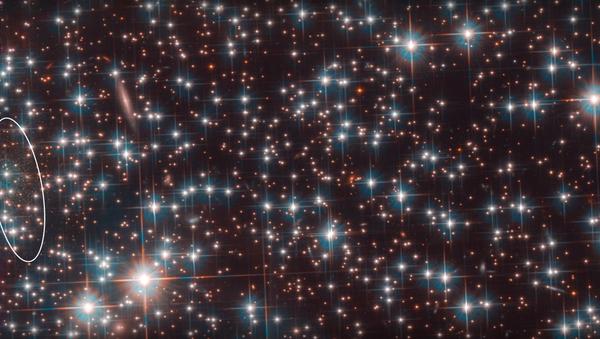 Bedin 1 galaxy image from Hubble. - Sputnik International