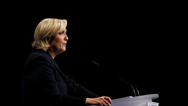 Marine Le Pen - Sputnik International
