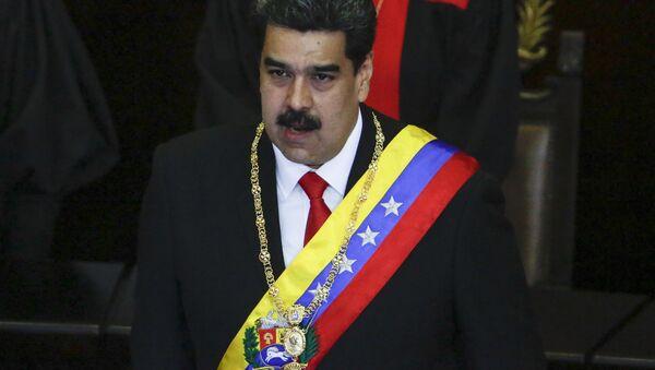 The president of Venezuela N. Maduro addressed the Supreme Court - Sputnik International
