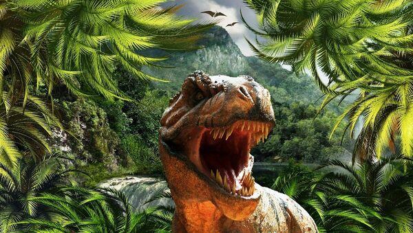 Dinosaur - Sputnik International