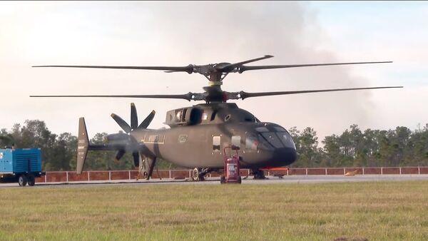Sikorsky-Boeing #SB1 Defiant Begins Ground Runs - Sputnik International