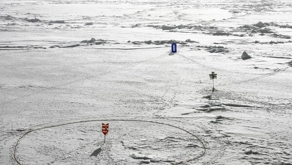 Tardis located: North Pole - Sputnik International