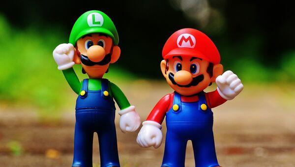 Super Mario Bros. - Sputnik International