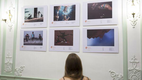Открытие выставки работ конкурса им. Стенина в Буэнос-Айресе - Sputnik International