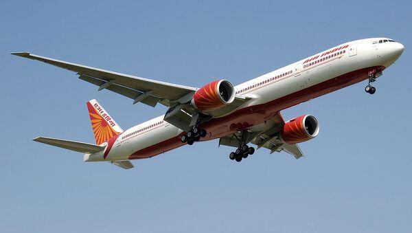 Air India Boeing 777-300ER  - Sputnik International