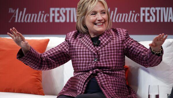 Former Secretary of State Hillary Clinton - Sputnik International
