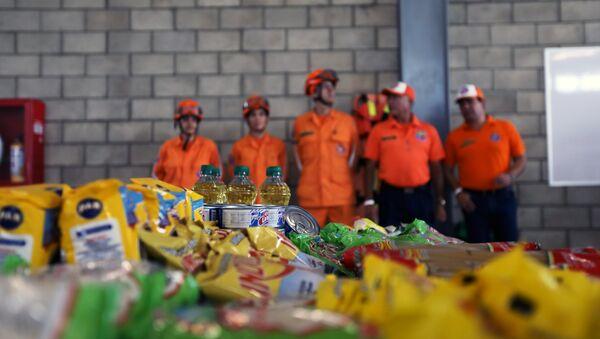 Humanitarian aid for Venezuela - Sputnik International