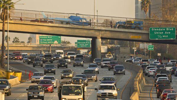 LA Traffic - Sputnik International