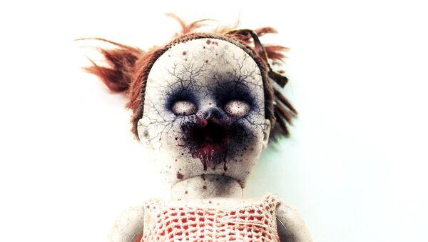 Zombie doll - Sputnik International